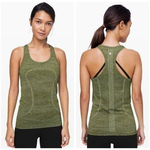 Lululemon Swiftly Speed Racerback Tank
